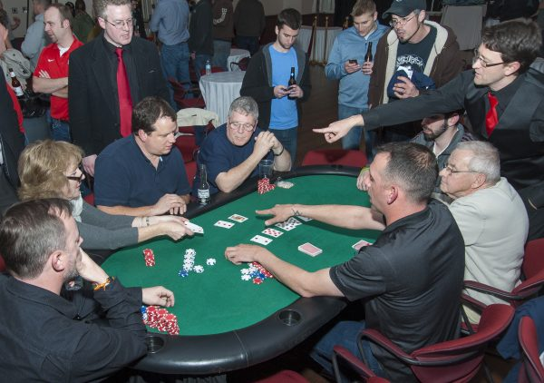 Deerfoot Poker Tournament