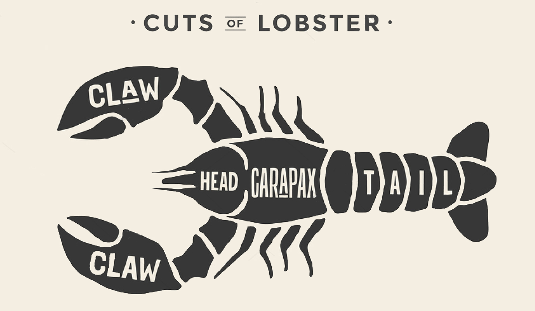 Lobster Cuts Diagram - All Kind Of Wiring Diagrams •