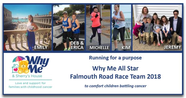 The Road to Falmouth Road Race 2018